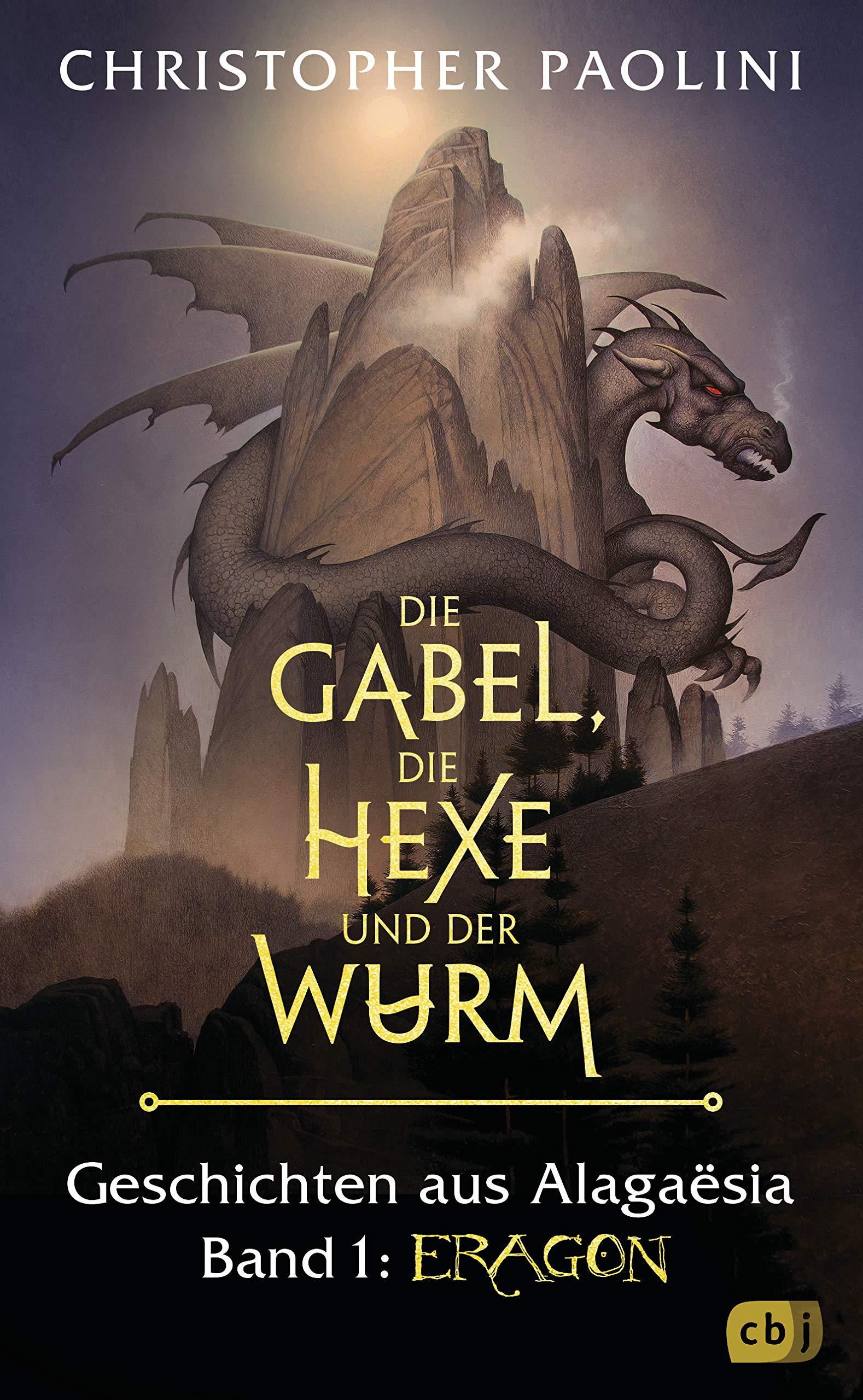 Bildergebnis für Die Gabel, die Hexe und der Wurm. Geschichten aus Alagaësia. Band 1: Eragon: Die Eragon-Saga