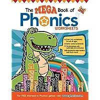 The Mega Book of Phonics Worksheets - Phonics.com
