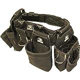 "Gatorback B145 Carpenters Triple Combo w/Pro-Comfort Back Support Belt. For Best Fit Measure ACTUAL WAIST SIZE OVER CLOTHES. (Medium 31""-34"")"