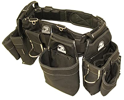 Gatorback B145 Carpenters Triple Combo w/Pro-Comfort Back Support Belt