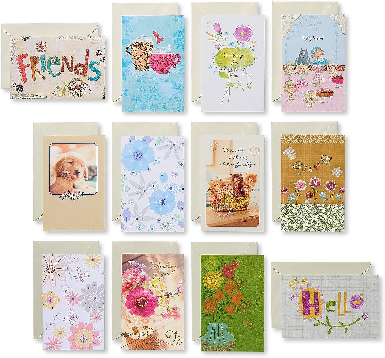 For a dear Friend female American greetings  Greeting Card Happy Birthday