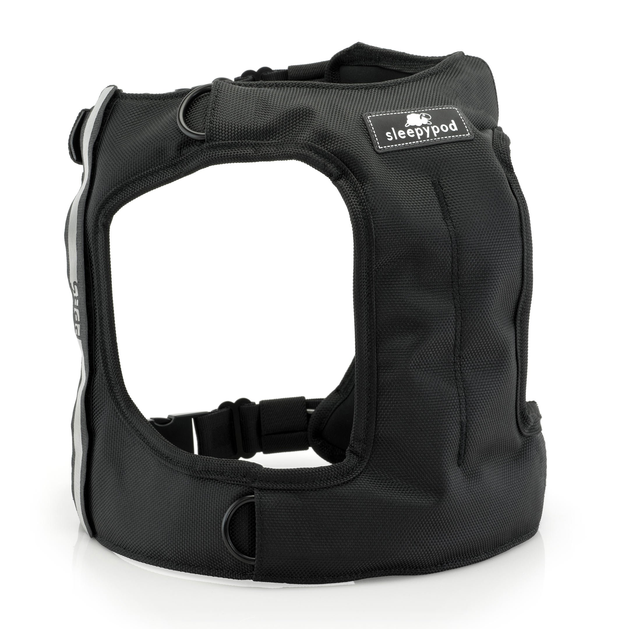 Clickit Terrain Dog Safety Harness ( Black - Large )