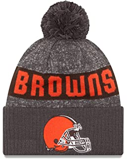 69529496719 Amazon.com  New Era Cleveland Browns Gray Graphite Sport Knit NFL ...