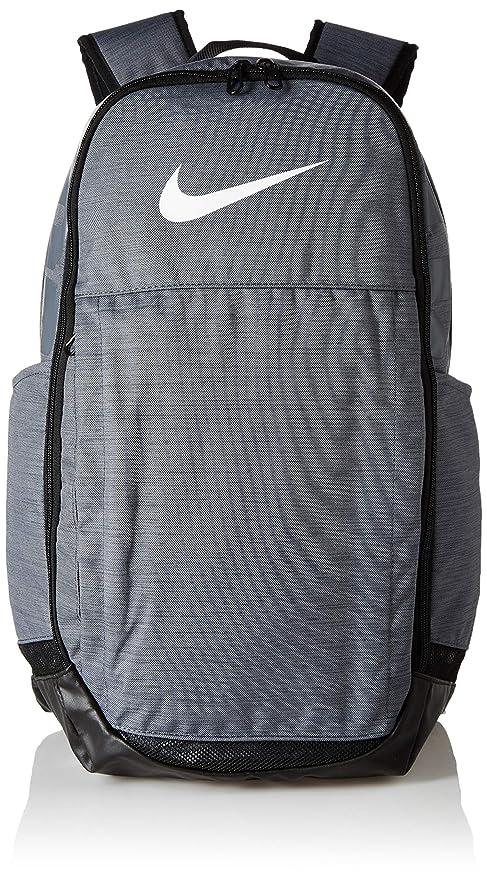 Nike 25 Ltrs Flint Grey Black White School Backpack (BA5331-064)   Amazon.in  Bags 2306a23849578