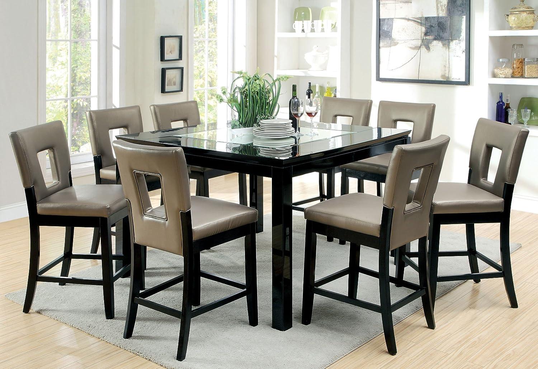 Luxury Kitchen Table Bar Height