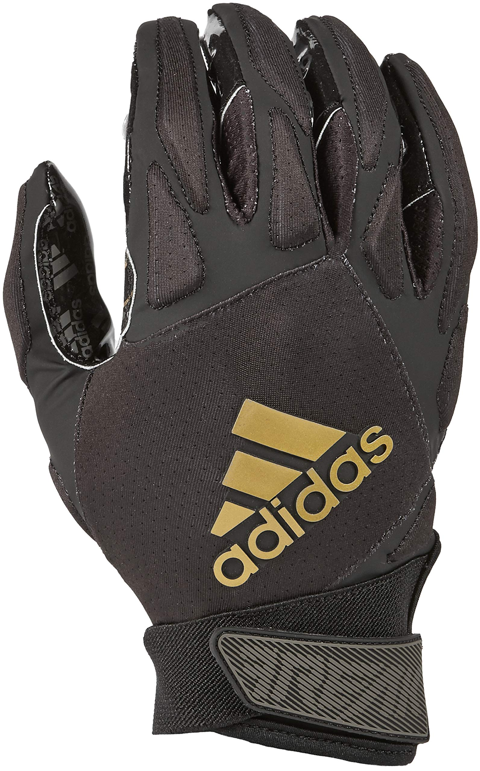 adidas Freak 4.0 Padded Receiver's Football Gloves Black Medium