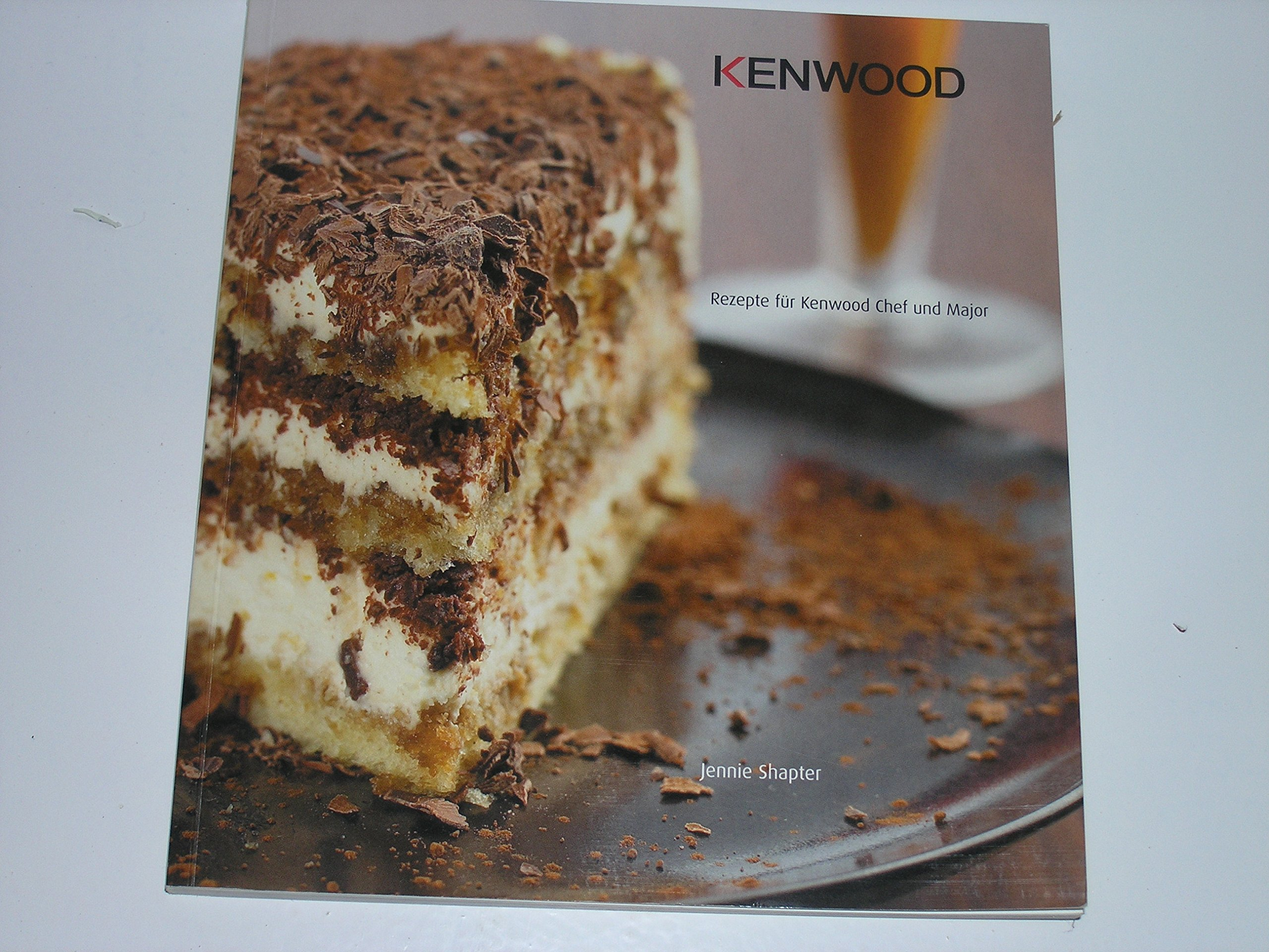Rezepte für Kenwood Chef & Major. Making great food simple: Amazon ...