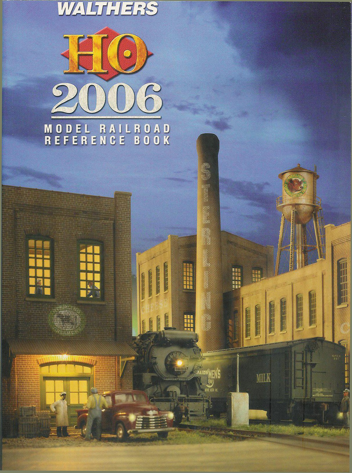 Download Walthers Ho 2006 (Model Railroad Reference Book) pdf