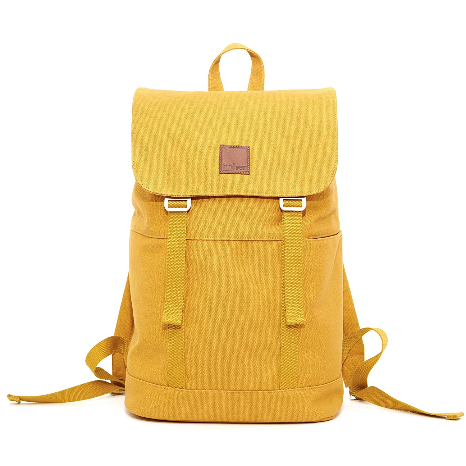 d590d33fa8 ... Large 24L Capacity With Drawstring, Padded Laptop Sleeve | Multiple Zip  Pockets | Premium Quality | Work, Cycling, Gym, School, University | Travel  Gift