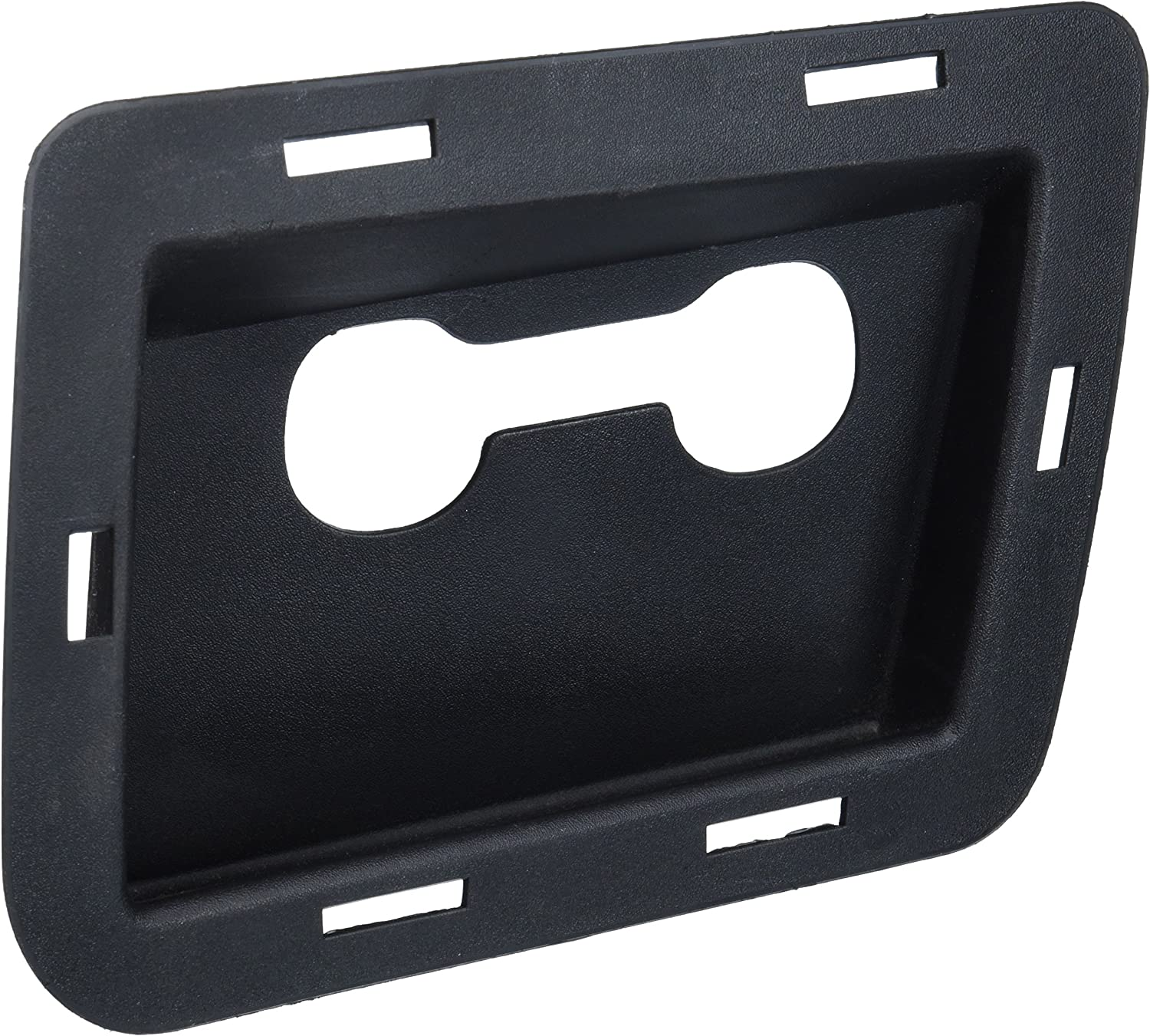 GM Genuine 15893973 Tow Hook Opening Cover Right Front