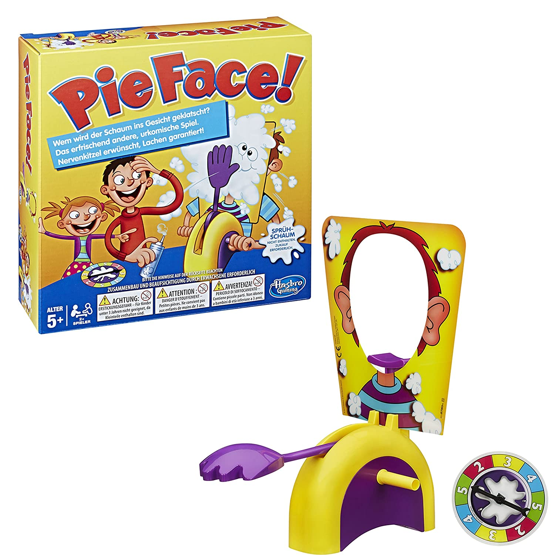 PMS Splat Gesicht Pie GAME Spaß gefüllt Kinder Spielzeug ...