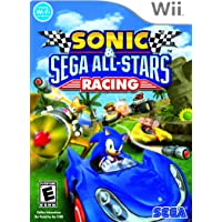 Sonic & Sega All-Stars Racing / Game - Wii