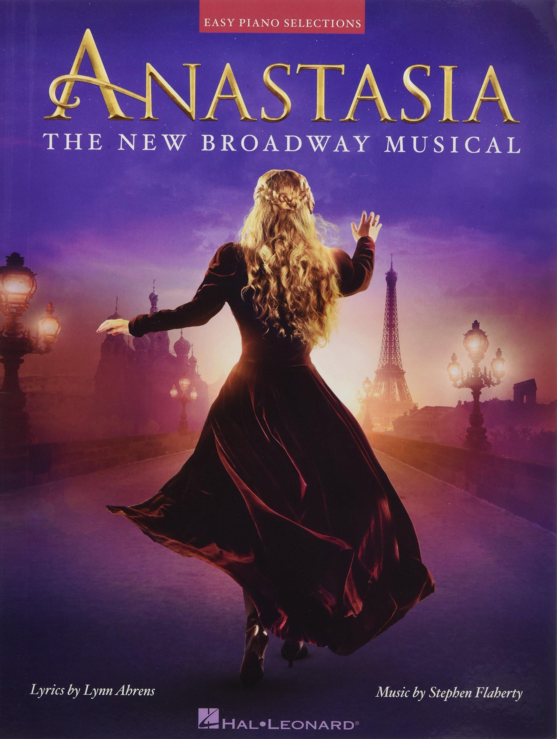 Anastasia: The New Broadway Musical Easy Piano ebook