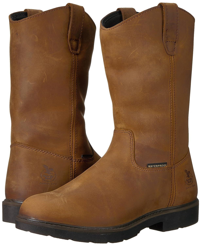 Georgia GB00085 10 Mid Calf Boot B01936XG9S 10 GB00085 M US|Brown 9a1fb3
