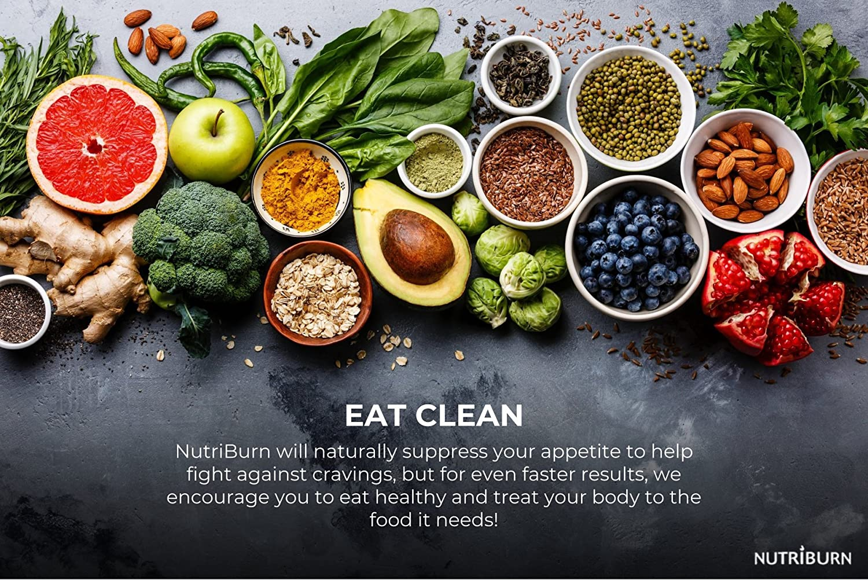 NutriGlam NutriBurn Thermogenic Fat Burner for Men and Women - Weight Loss  Supplement, Appetite