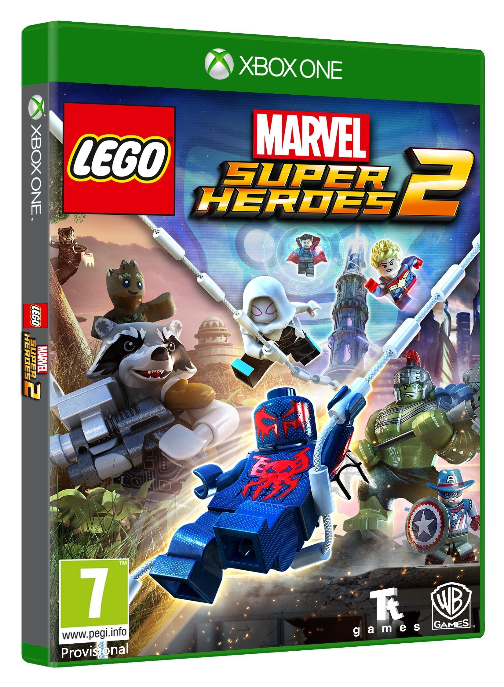LEGO Marvel Superheroes 2 - Xbox One by Warner Bros. (Image #2)