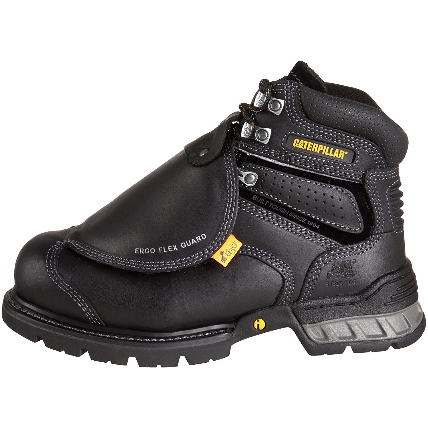4dacee31ad4 Amazon.com  Caterpillar Men s Ergo Flexguard Boot  Shoes