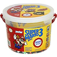 Super Mario Perler Craft Bead Bucket Activity Kit 5003 pcs Deals
