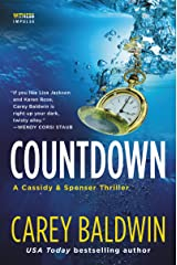 Countdown: A Cassidy & Spenser Thriller (Cassidy & Spenser Thrillers Book 5) Kindle Edition
