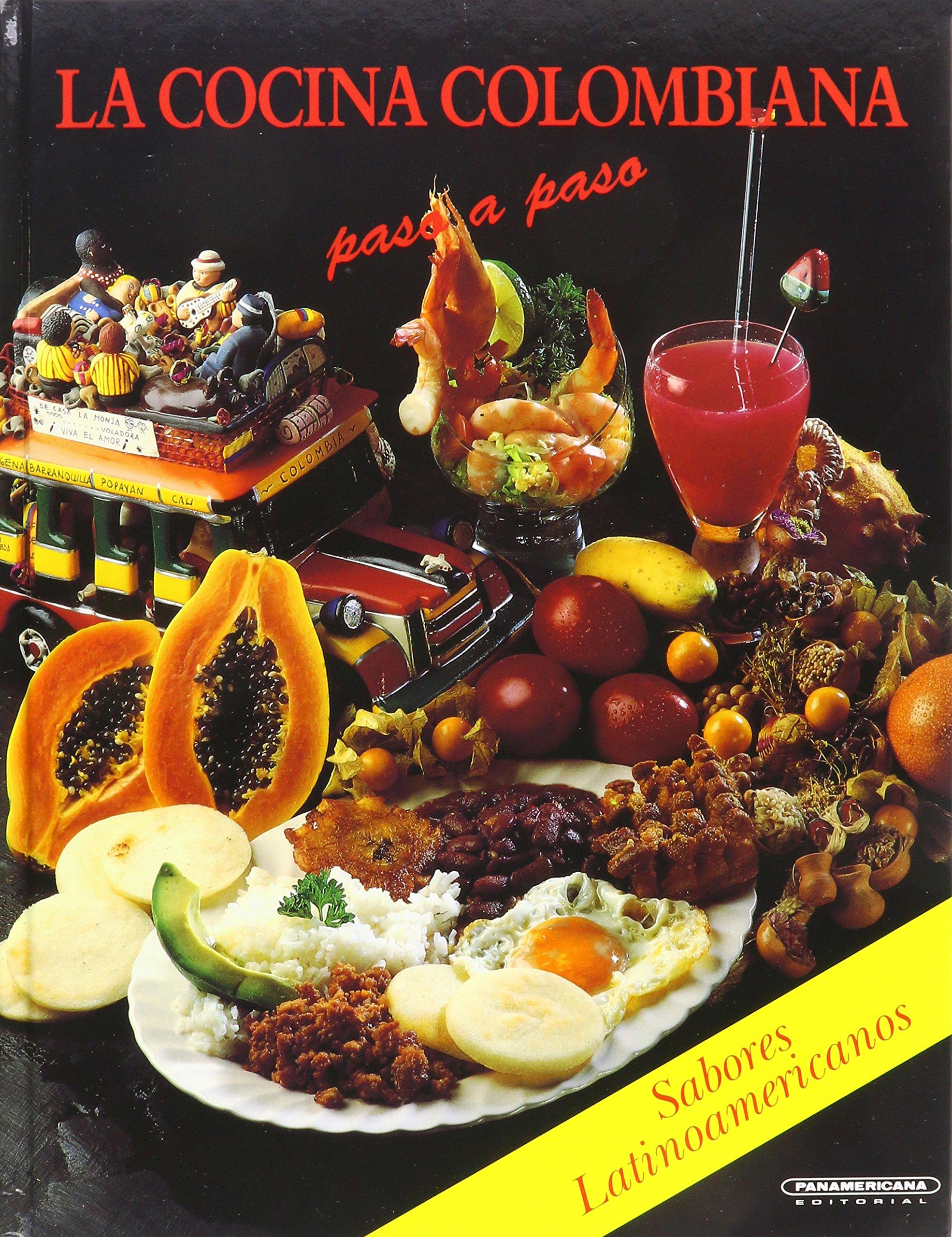 Cocina Colombiana, La (Sabores Latinoamericanos) (Spanish Edition): Itos(compilador) Vázquez: 9789583005961: Amazon.com: Books