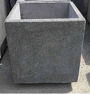 Artistica Granillo Fioriera In Cemento Vasi Inerti A Vista 100x40