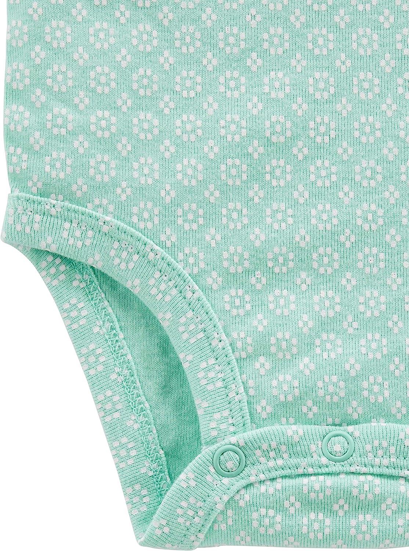 Simple Joys by Carters 5-Pack Long-Sleeve Bodysuit Beb/é-Ni/ñas