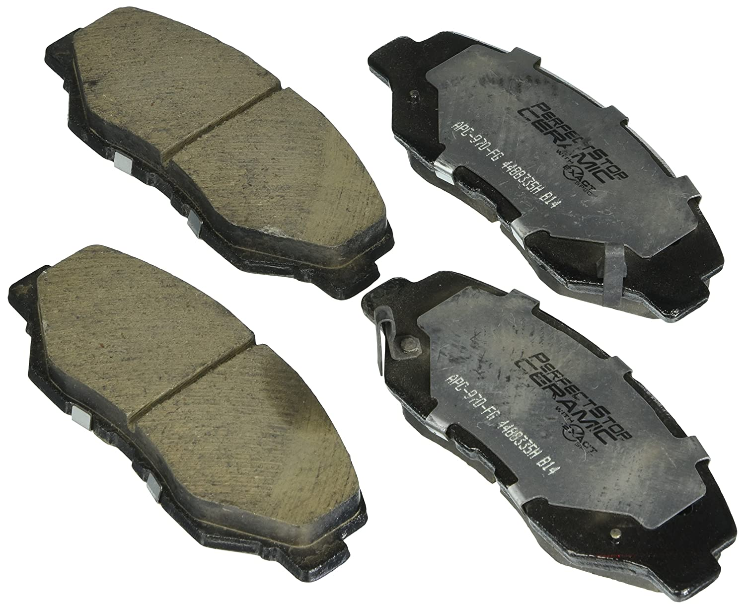 Wagner PC943 Perfect Stop Disc Pad Set