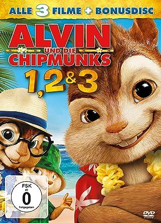 Alvin und die Chipmunks  Teil 13 Special Edition 4 Discs