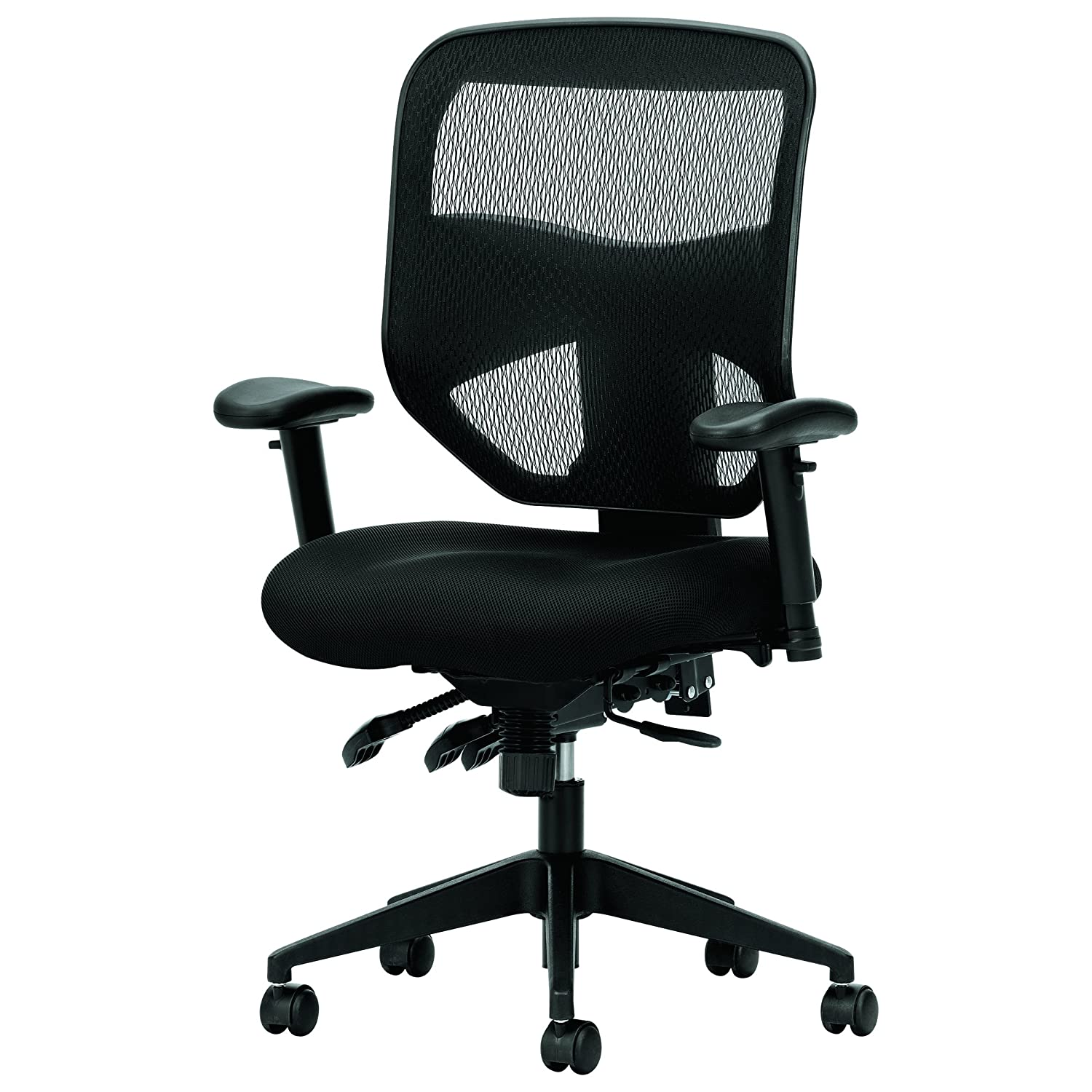 Amazon basyx by HON High Back Task Chair Mesh puter