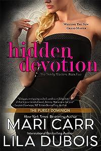 Hidden Devotion (Trinity Masters Book 5)