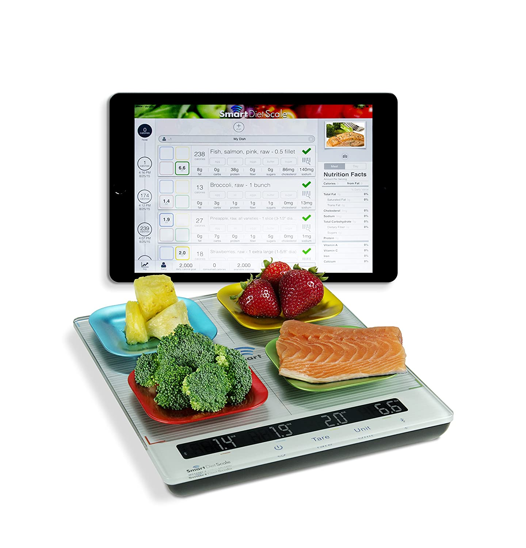 Amazon.com: Smart Diet Scale 169454 Smart Diet Scale: Industrial ...