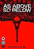 As Above, So Below [DVD] [2014]