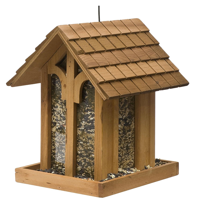 Perky-Pet 50172 Birdscapes Mountain Chapel Feeder 100061027