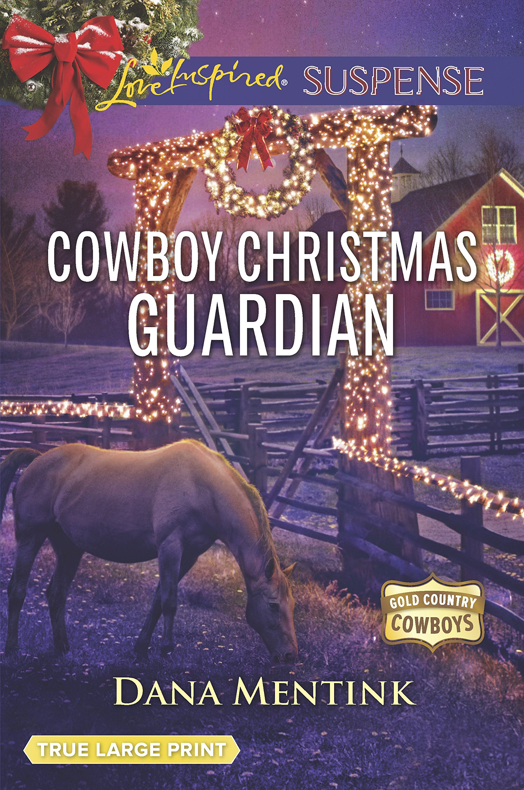 Download Cowboy Christmas Guardian (Gold Country Cowboys) pdf epub