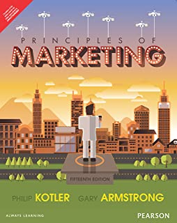 Buy kotler on marketing how to create win and dominate markets principles of marketing 15e 4 colors fandeluxe Choice Image