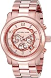Michael Kors Men's Oversized Chronograph Watch - Rose Goldtone