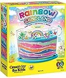 Faber-Castell CK6214 Creativity for Kids Rainbow Sandland Kit