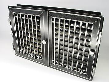 Rejilla de ventilación de rejilla de aire caliente rejilla de tubo ...