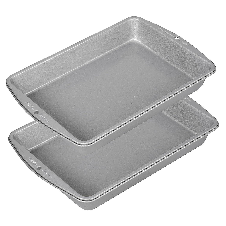Wilton Recipe Right 9x13 Oblong Pan, by Wilton Enterprises B00VEABJIM