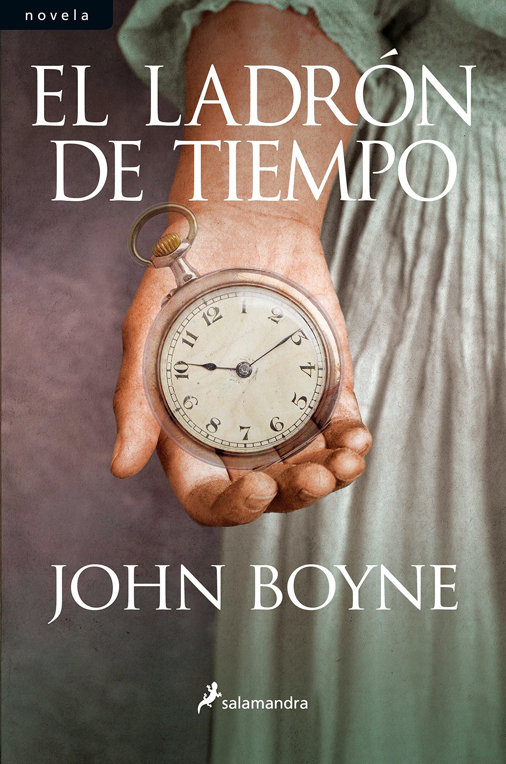 El ladrón de tiempo/ The Thief Of Time (Spanish Edition) (Spanish) Paperback – March 29, 2011