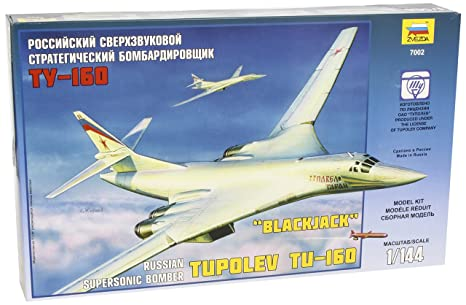 Tupolev Tu-160 &quot-Blackjack&quot- | Blackjack Aircraft | Tupolev Tu-160 ...