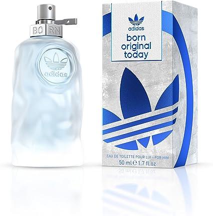 Adidas Man Born Originals Today for him EDT 50 ml