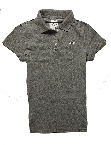 Amazon Com Hollister Women S Polo Shirt T Shirt Clothing