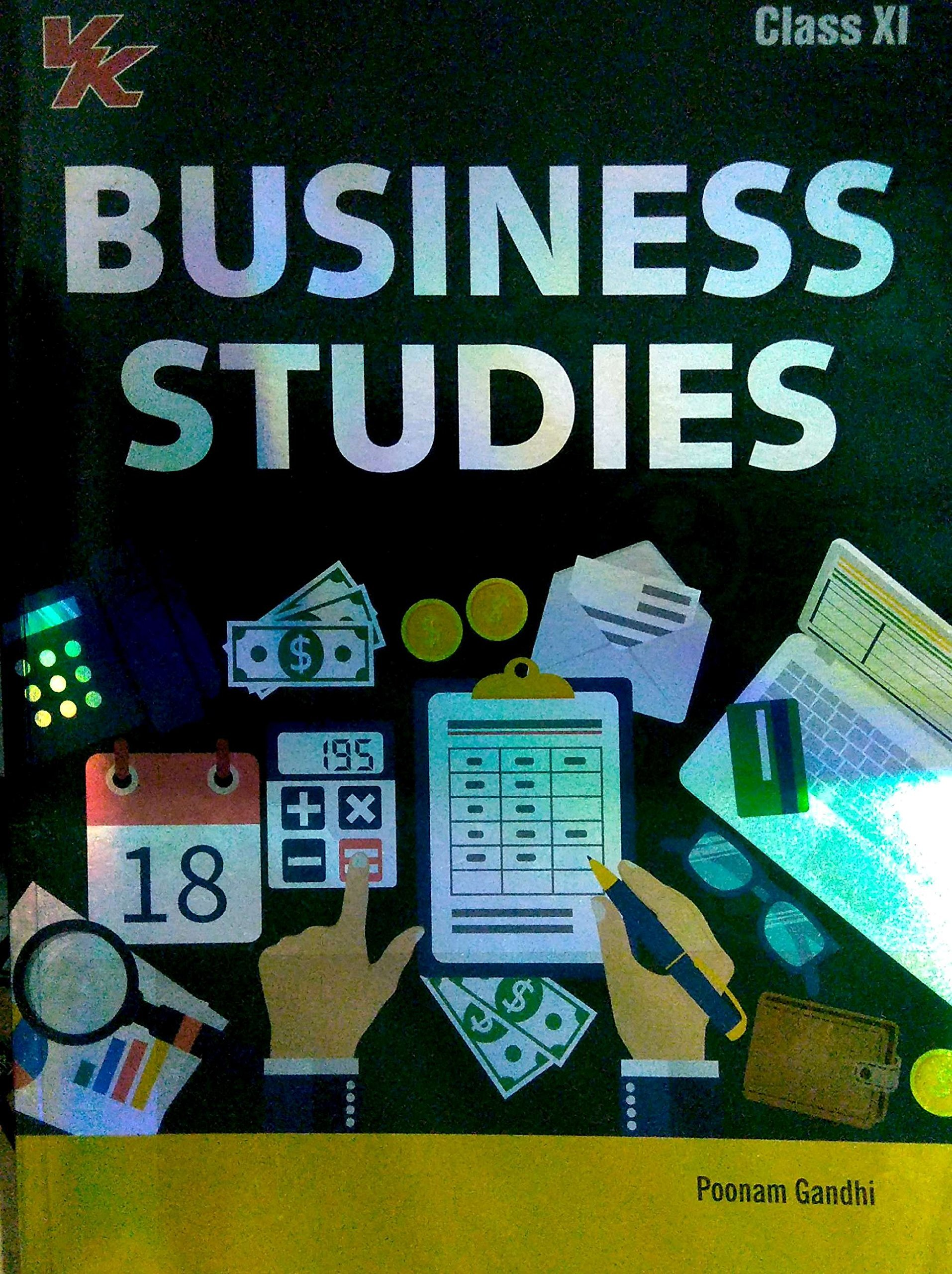 Amazon in: Buy Business Studies Class XI (2017-18 EDITION