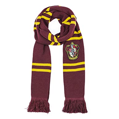 8cf3114017928 Harry Potter Scarf - Deluxe Edition - 98 quot  - Official - Ultra Soft  Knitted Fabric