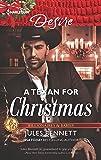 A Texan for Christmas (Billionaires and Babies)