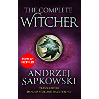 The Complete Witcher: The Last Wish, Sword of Destiny, Blood of Elves, Time of Contempt, Baptism of Fire, The Tower of…