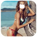 Bikini Girl Face Replace-Lingerie Fashion to Fit Bikini Body Face Style Maker App