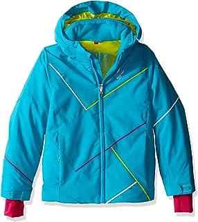 cd06df0427e4 Spyder Girls Hottie Faux Fur Ski Jacket  Amazon.co.uk  Sports   Outdoors