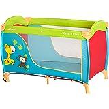 Hauck Sleep'N Play Go Roues de la Pression Vert 60 X 120 cm